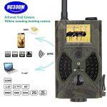 Choisir une caméra de chasse GSM