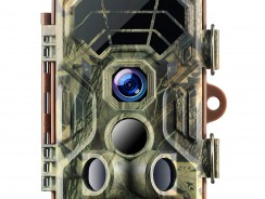 Caméra avec détecteur de mouvement pour la chasse