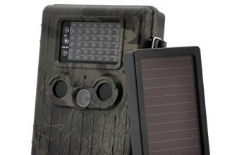 Notre guide pour choisir une camera de chasse solaire
